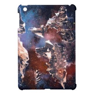 world map galaxy 4 case for the iPad mini