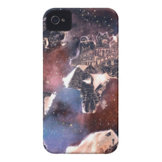 world map galaxy 4 Case-Mate iPhone 4 case