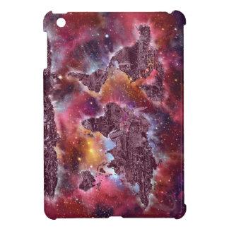world map galaxy 5 iPad mini cases