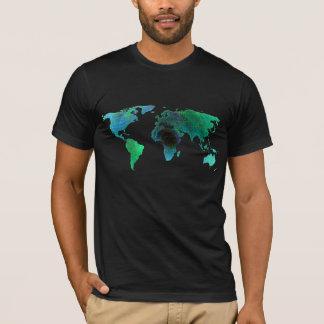 world map graduation tee t-shirt design