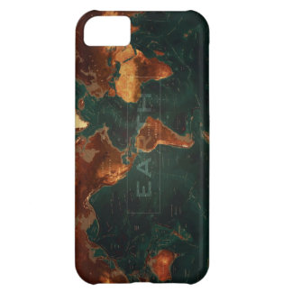 World Map Iphone case iPhone 5C Case