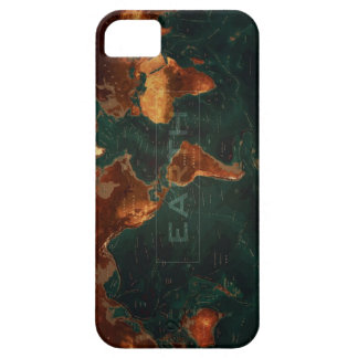 World Map Iphone case Case For The iPhone 5