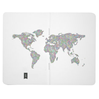 World map journal
