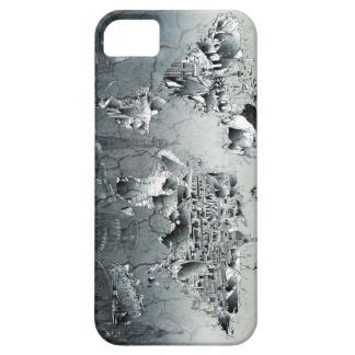 world map landmark collage case for the iPhone 5