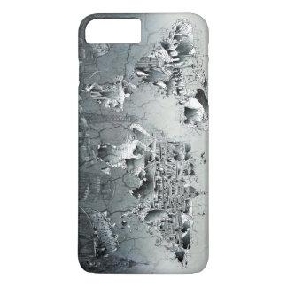 world map landmark collage iPhone 7 plus case