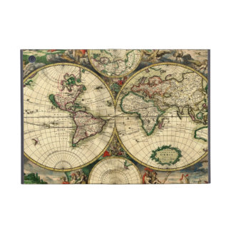 World Map of 1689 Gifts iPad Mini Covers