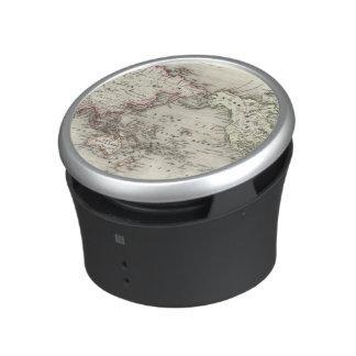 World Map Speaker