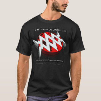 World Metal Alliance T-Shirt