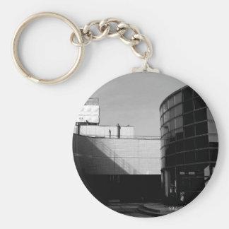 """World modern art photographer most famous "" Basic Round Button Key Ring"