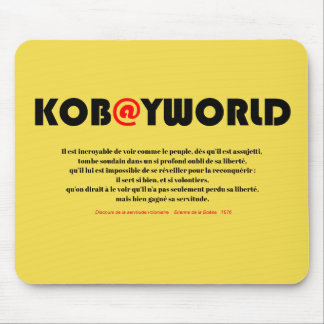 WORLD MOUSE PAD