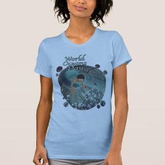 World Oceans Day - Keepsakes of the Ocean T-Shirt