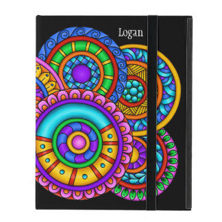 World of Color iPad Case
