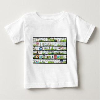 World of Cow Wallpaper Infant T-Shirt