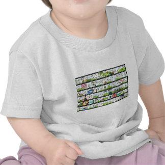 World of Cow Wallpaper T-shirt