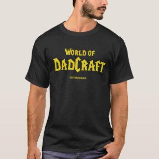 World of DadCraft T-Shirt