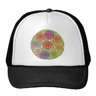 World of Electrons - Crazy Nine Hats