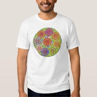 World of Electrons - Crazy Nine Tshirt