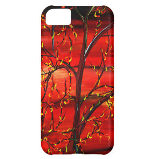 World Of Red Case For iPhone 5C