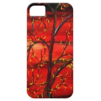World Of Red iPhone 5 Covers