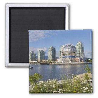 World of Science, Vancouver, British Columbia, Square Magnet
