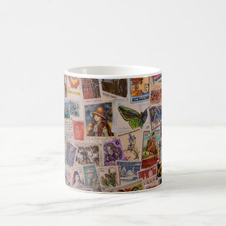 World of Stamps - Coffee mug
