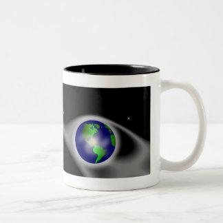 World of Thanks Moon Mug2 Two-Tone Mug