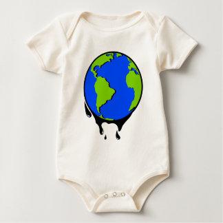 World Oil Biofuel Baby Bodysuit