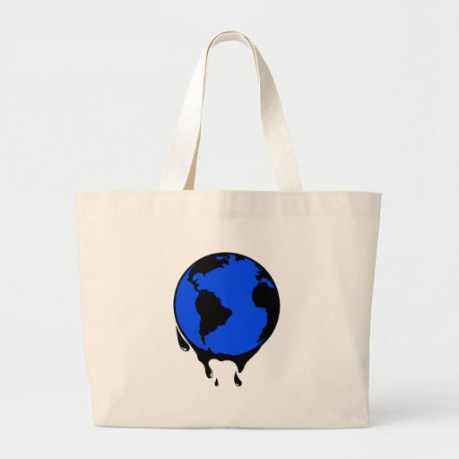 World Oil Biofuel Canvas Bags