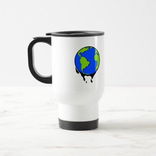 World Oil Biofuel Mugs