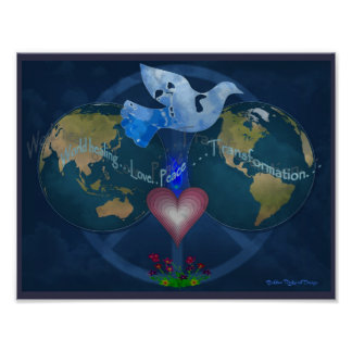World Oneness Poster