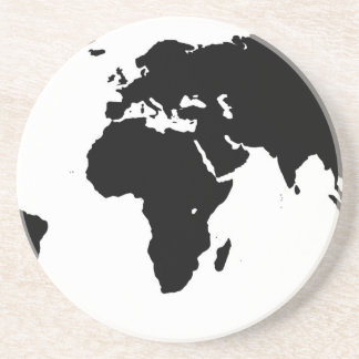 World Outline Coaster