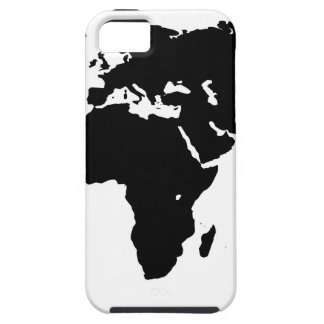 World Outline Tough iPhone 5 Case