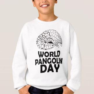 World Pangolin Day - 18th February Sweatshirt