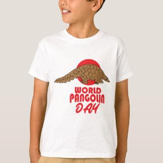 World Pangolin Day - Appreciation Day T-Shirt