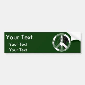 World Peace Bumper Stickers