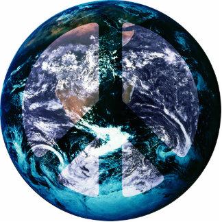 World Peace Acrylic Cut Out