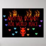 World Peace Satanist
