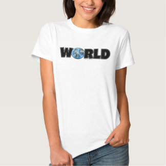 World Peace Too Shirt