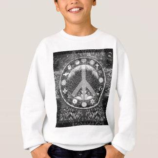 World Peace Tree of Life Sweatshirt
