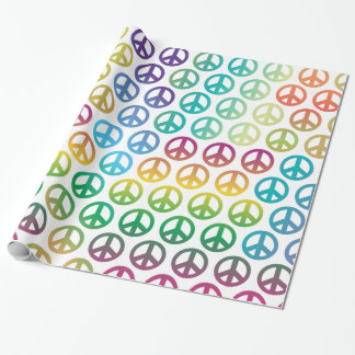 World Peace Wrapping Paper
