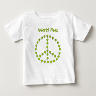 World Peas Baby T-Shirt