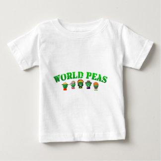 World Peas Baby T-Shirt