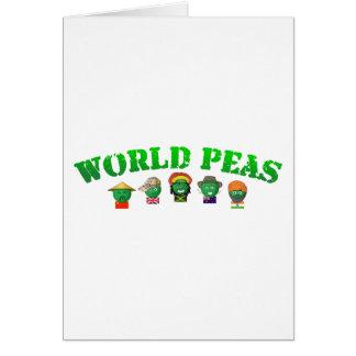 World Peas Card