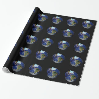 World Rat Wrapping Paper