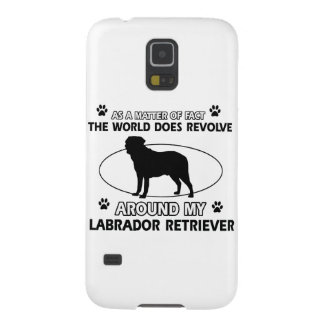 World revolves around my labrador retriever case for galaxy s5