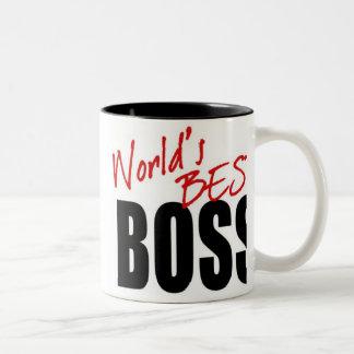 WORLD S BEST BOSS - mug