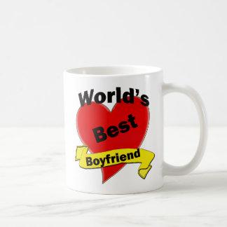 World s Best Boyfriend Coffee Mugs