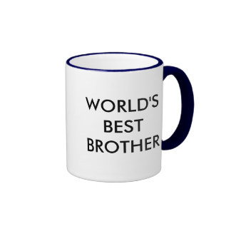 World s best brother coffee mug coffee mugs