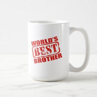 World s Best Brother Mugs