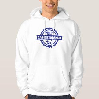 World's best cabinetmaker hoodie